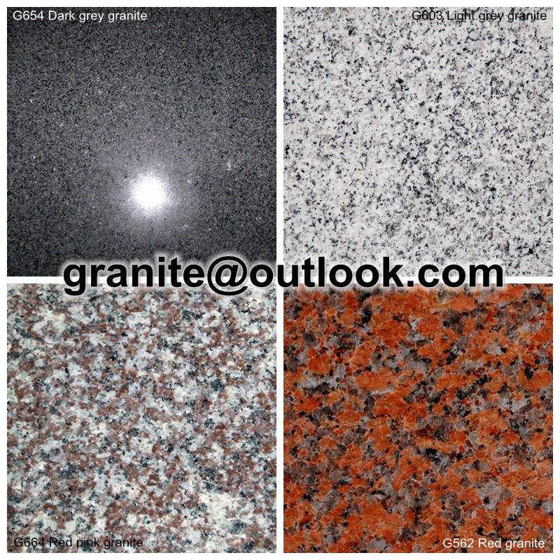 Top Grade China Domestic Natural Granite