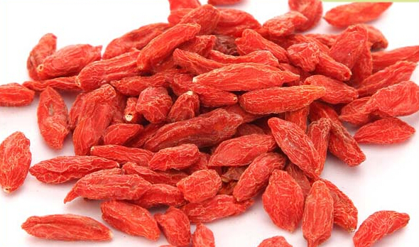 Natural goji extract improving vision