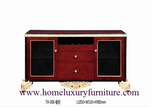 Dining buffets and console storage cabinet room furniture buffets classic buffets TH-006