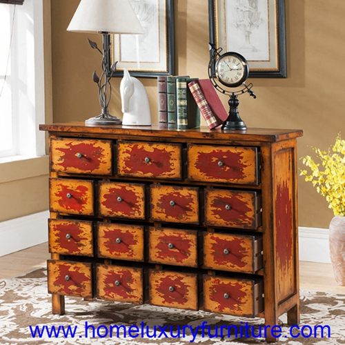 Chests wooden cabinet Chest of drawers living room furniture JX-0968