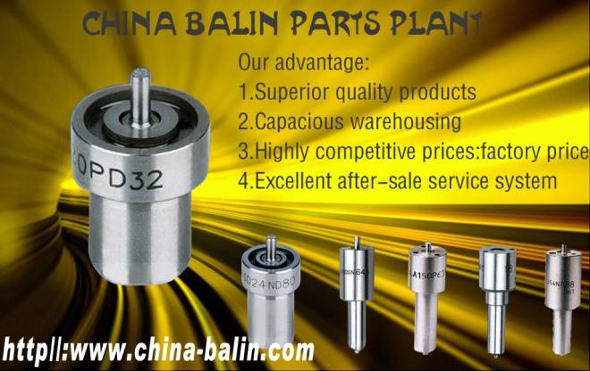 Common Rail nozzle DLLA152P568(865)