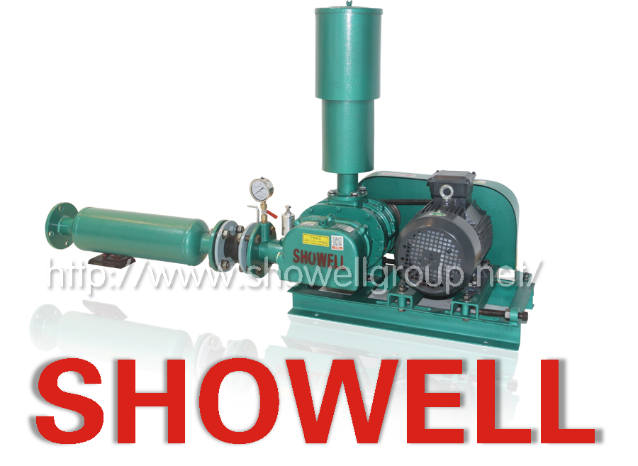 showell roots type blower