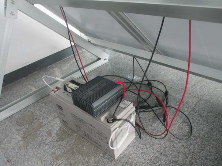 Pure Sine Wave Off-grid Solar Inverter