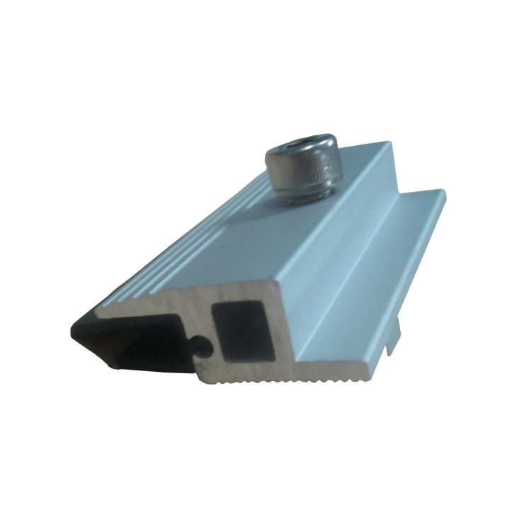 Thin Film End Clamp