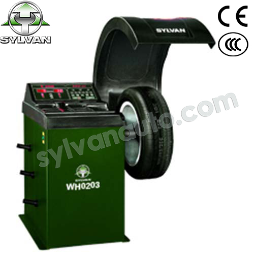 WH0203  Wheel Balancer(LED)
