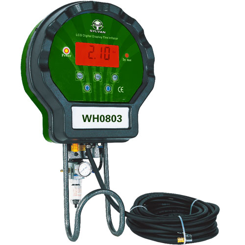WH0803  Tire inflator