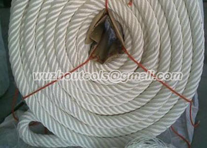 High Strength 3-Strand Braided Composite Rope