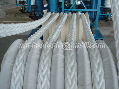 8-Strand Braided Rope,6-strand Polypropylene rope