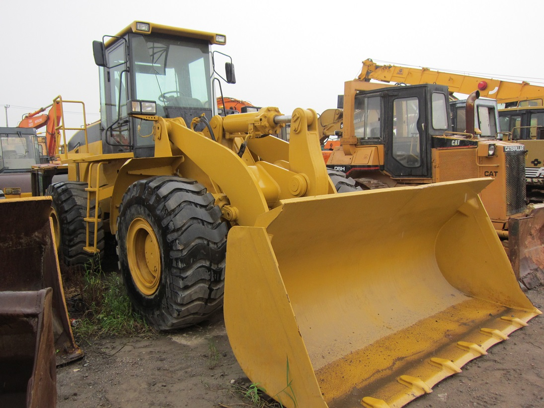 used cat loader 966G caterpillar 966G