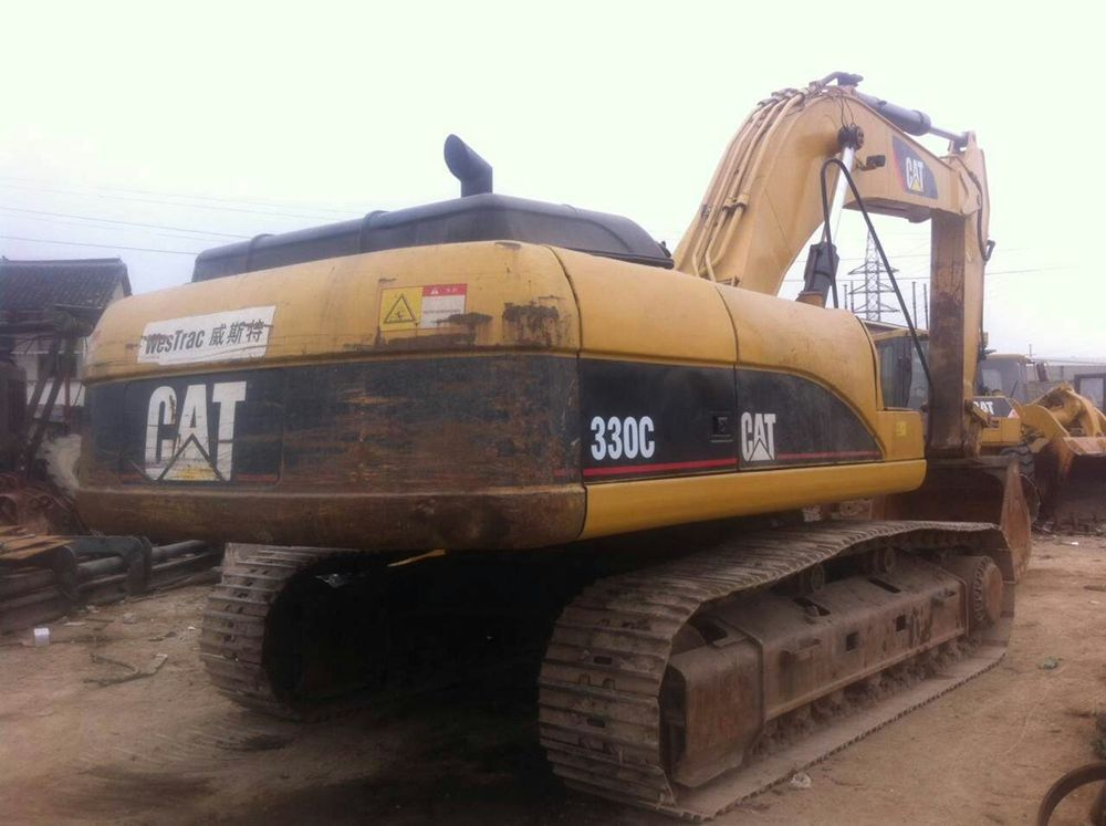 used cat excavator 330c caterpillar 330c