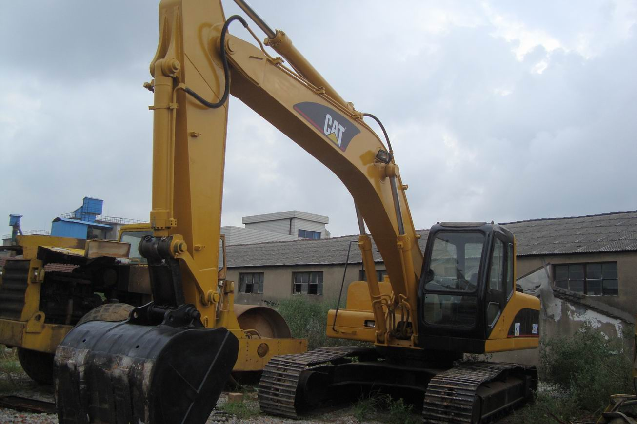 used cat excavator 320C caterpillar 320C