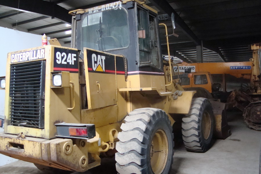used cat loader 924F caterpillar 924F