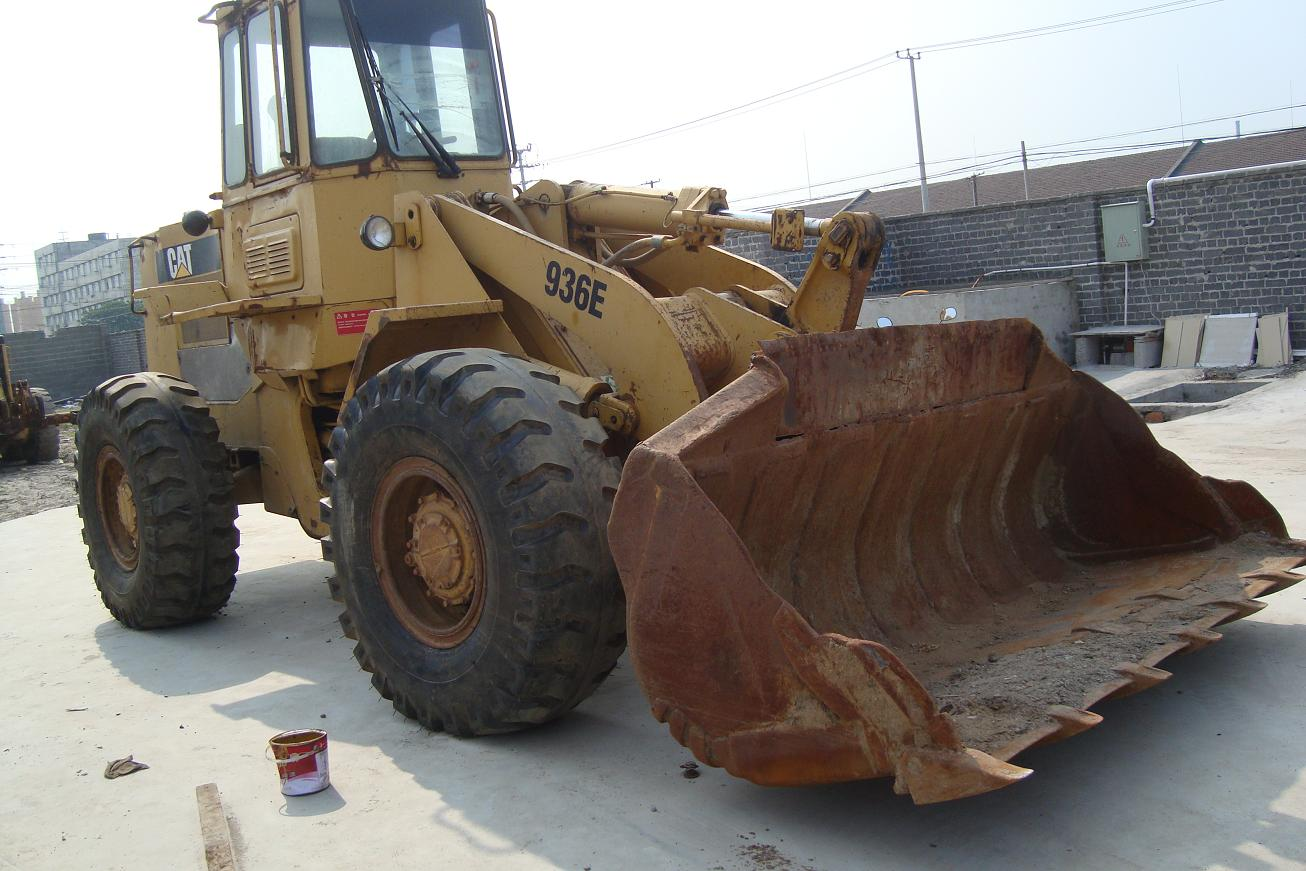 used cat loader 936E caterpillar 936e