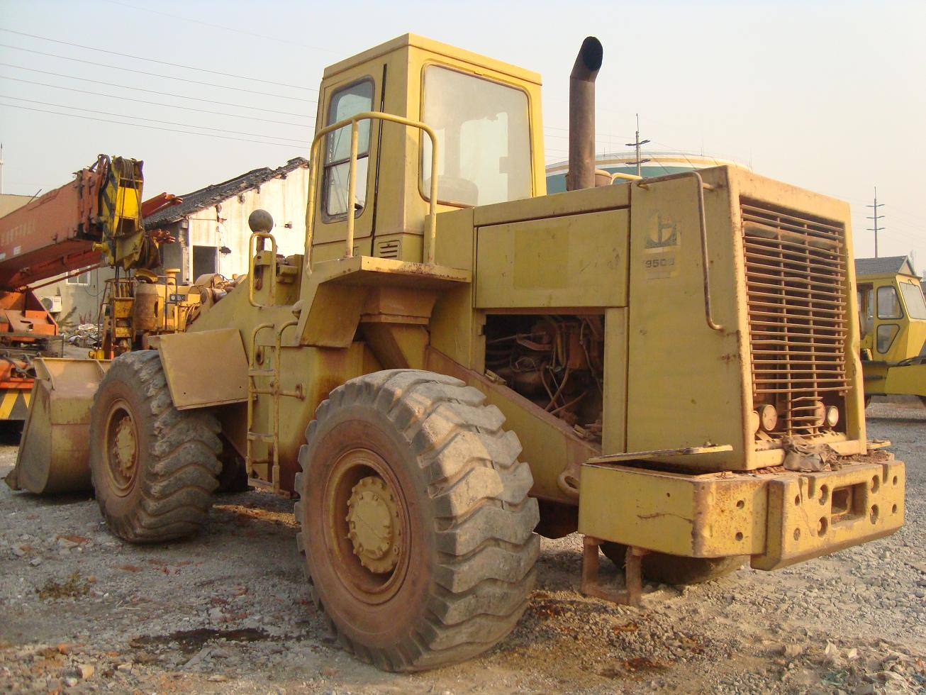used cat loader 950B caterpillar 950B