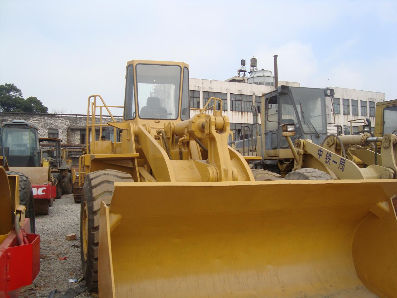 used cat loader 950E caterpillar 950E