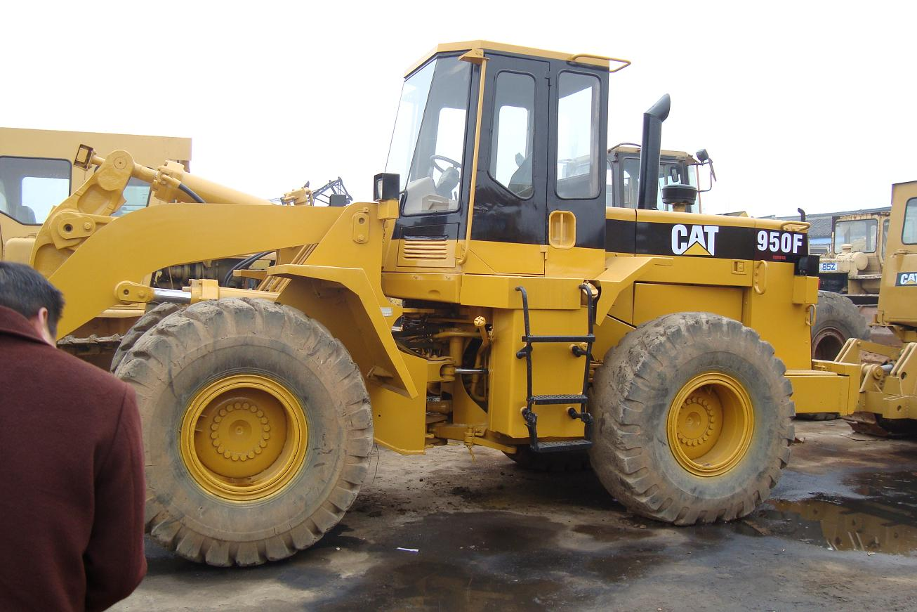 used cat loader 950F caterpillar 950F