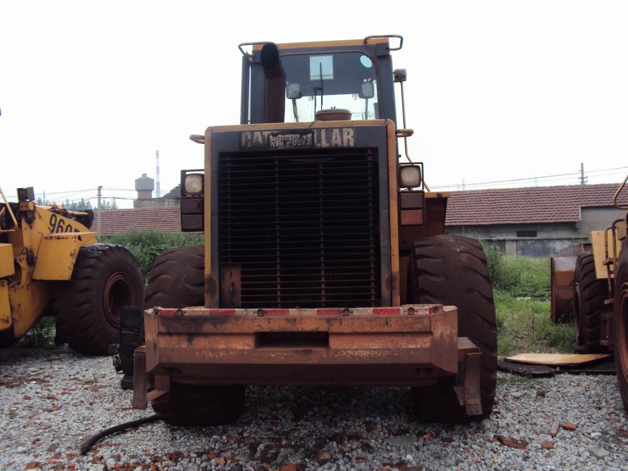 used cat loader 960F caterpillar 960F