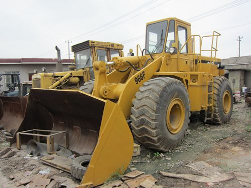 used cat loader 966f caterpillar 966f