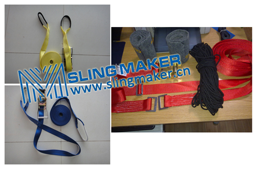 High quality slackline kit balance training webbing rope tree protector kit  acc.to European standard