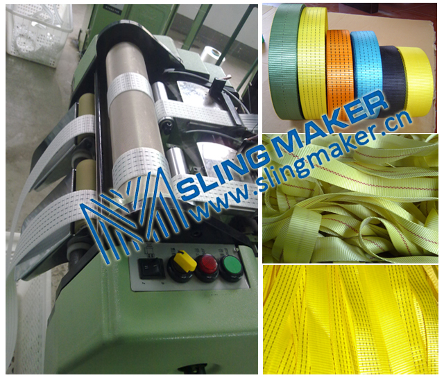 High quality webbing material for lashing straps web lashing tie down straps  acc.to European standard