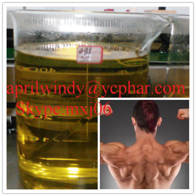 Great Quality Injectable Anabolic Steroid  Oil Liquid Propionat 100 /Testosterone Propionate