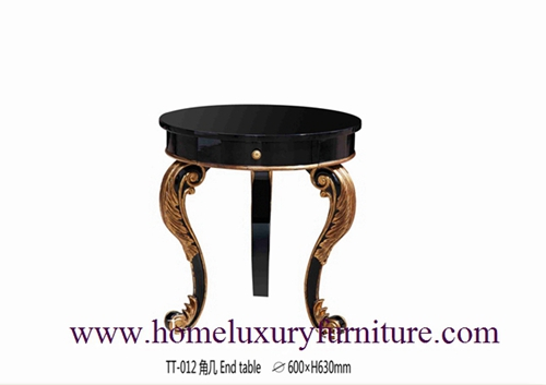 Side table end table living room furniture coffee table wooden table classical table TT012
