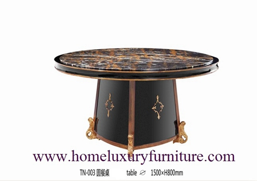 Dining table 6 French dining table marble dining table antique round dining table style