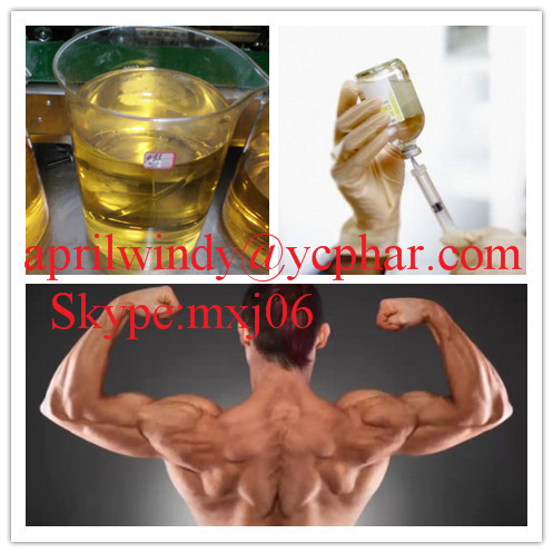 Great Quality Injectable Anabolic Steroids Oil Liquid Nandrolone Decanoate/Deca 200