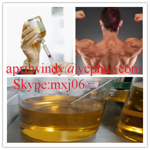 Great Quality Injectable Anabolic Steroids Oil Liquid  Boldenone Acetate/Boldenone Acetate 100