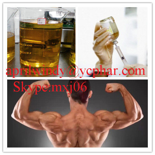 Great Quality Injectable Anabolic Steroids Oil Liquid Boldenone Cypionate/ Boldenone 200