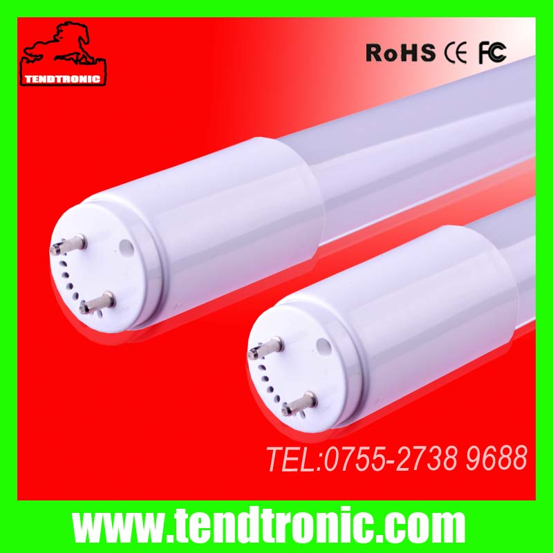 LED T8 tube full plastic pipe