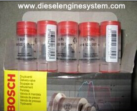 Diesel Engine Fuel Injection Pump Bosch Delivery Valve