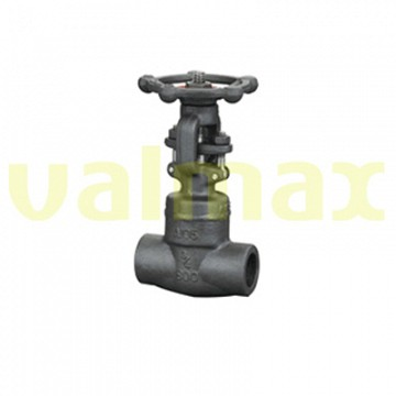 Gate Valve, 600 LB, RF, 3/4 Inch, Welded Bonnet, OS&Y
