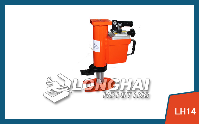 Low Hydraulic Toe Jack -LH14