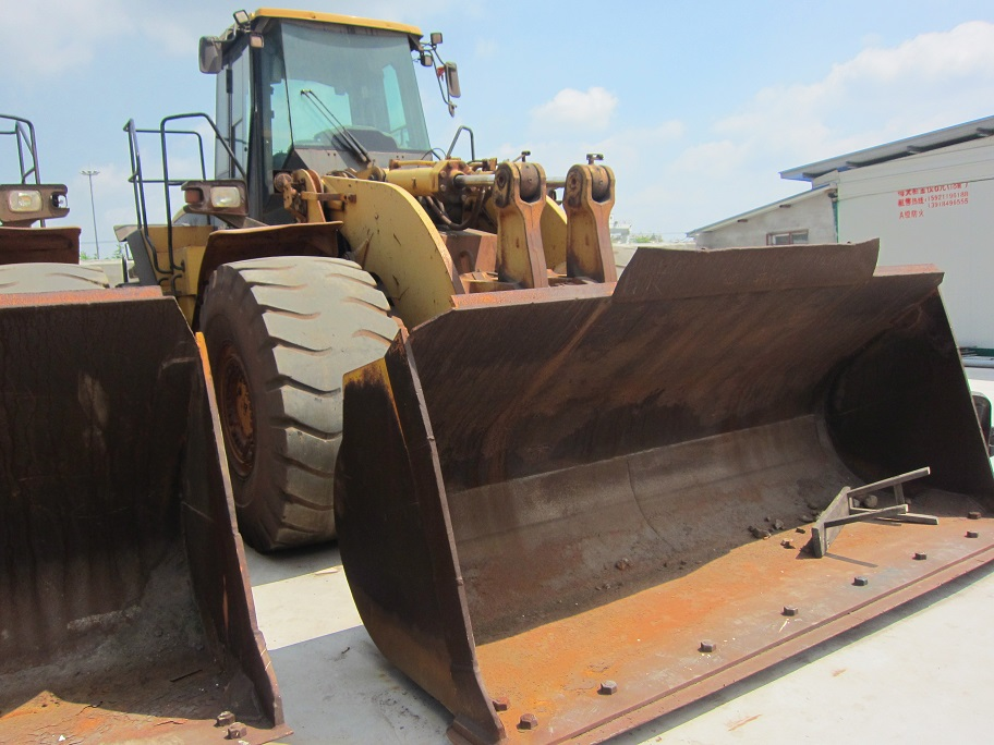 used cat loader 980G caterpillar 980G