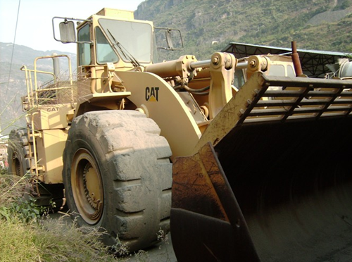 used cat loader 988B caterpillar 988B