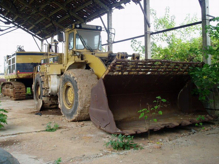 used cat loader 988F caterpillar 988F