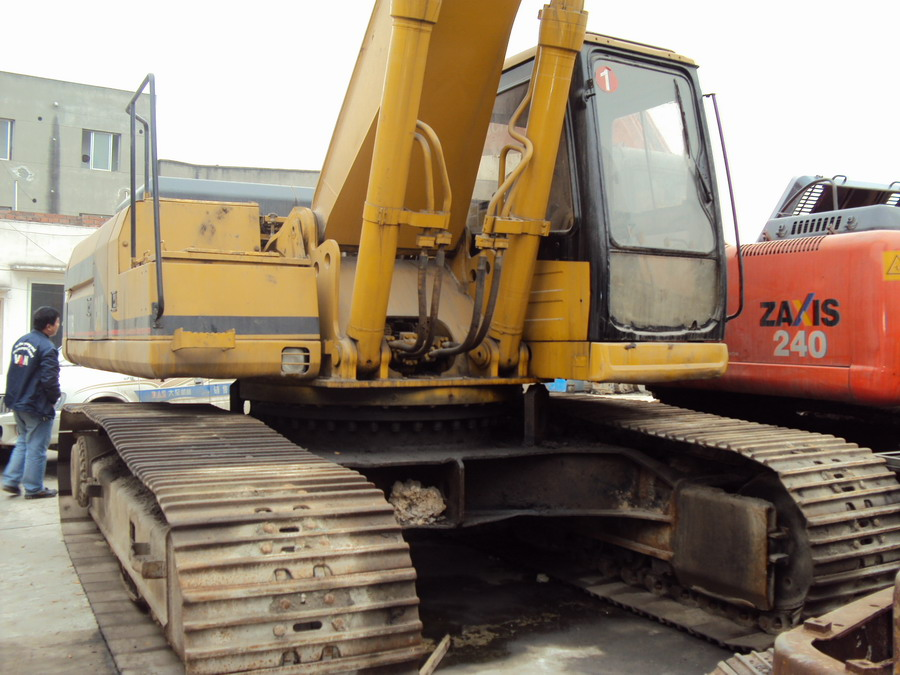 used cat excavator 330B caterpillar 330B