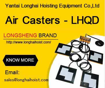 Material Handling Equipment for Rigging Of Heavy Loads |CHINA