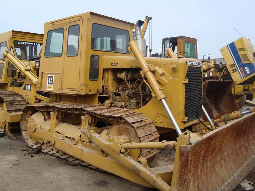 used cat bulldozer D6D cat D6D