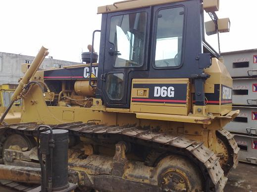 used cat bulldozer D6G cat D6G