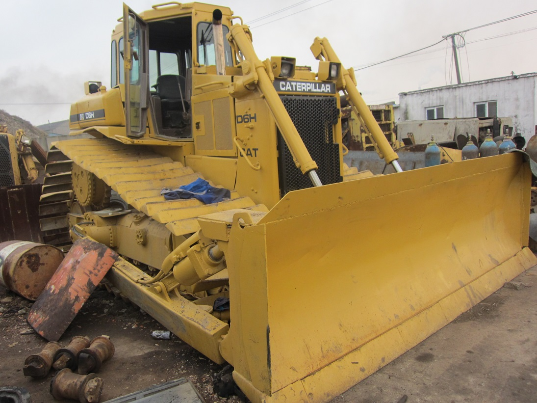 used cat bulldozer D6H cat D6H