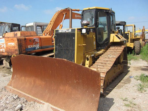 used cat bulldozer D6M cat D6M