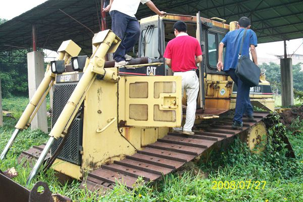 used cat bulldozer D6R CAT D6R