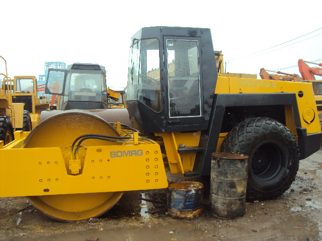 used bomag road roller bw217-2 bomag bw217-2