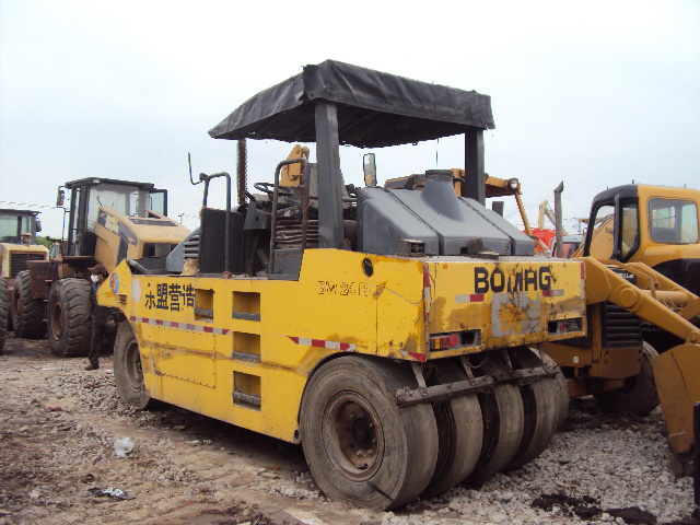 used bomag road roller bw24r bomag bw24r