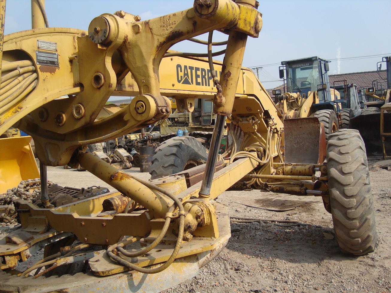 ... used cat motor grader 14G cat 14G ...