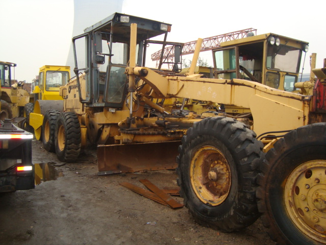 used champion motor grader 740A champion 740A