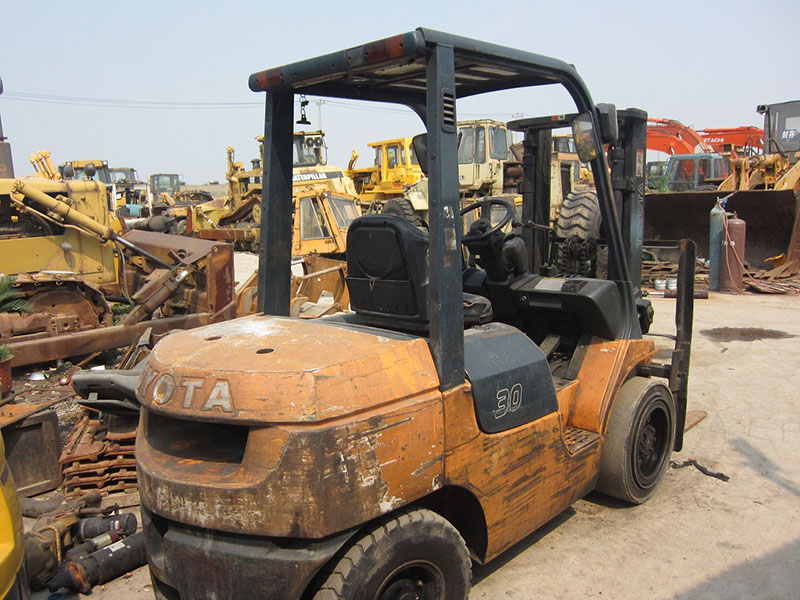 used TOYOTA forklift 3T TOYOTA 3T