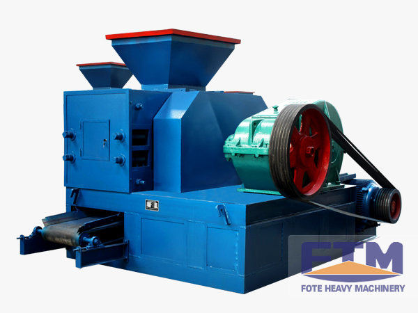 High Performance Charcoal Briquette Machine for Hot Sale